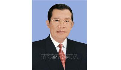 Thủ tướng Vương quốc Campuchia bắt đầu thăm chính thức Việt Nam - ảnh 1