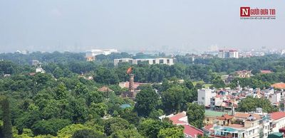Ngắm nhìn những địa danh lịch sử gắn liền với giải phóng Thủ đô qua 65 năm - ảnh 1