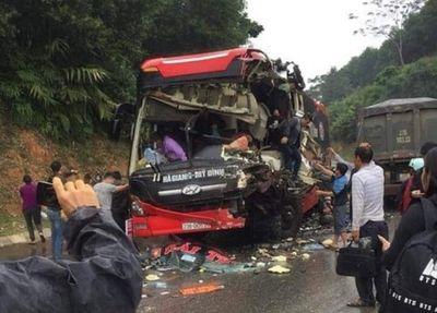 Tin tức tai nạn giao thông mới nhất hôm nay 2/11/2019: Đi thăm người thân, thanh niên gặp tai nạn - ảnh 1