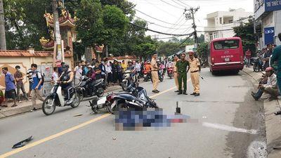 Tin tức tai nạn giao thông mới nhất hôm nay 12/11/2019: Người đàn ông bị xe lu cán tử vong - ảnh 1