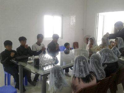 """Xử lý hàng loạt tụ điểm """"Hội thánh Đức chúa trời Mẹ"""" hoạt động trở lại ở Thừa Thiên - Huế - ảnh 1"""