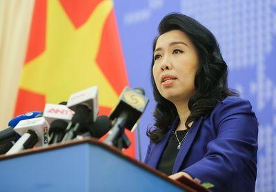 Việt Nam bác thông tin sai trái của Trung Quốc về chủ quyền Trường Sa - ảnh 1
