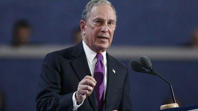 """Chạy đua Tổng thống Mỹ năm 2020: Tỷ phú Bloomberg mở chiến dịch 100 triệu USD vẫn """"thất sủng"""" - ảnh 1"""