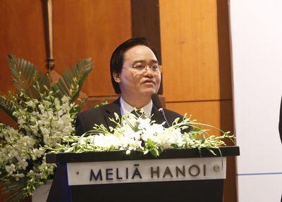Bộ trưởng Phùng Xuân Nhạ mong thầy cô mọi miền sẵn sàng tâm thế cho quá trình đổi mới - ảnh 1