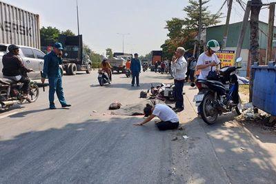 Tin tai nạn giao thông mới nhất ngày 15/12/2019: Thầy giáo tử vong thương tâm khi đến trường - ảnh 1