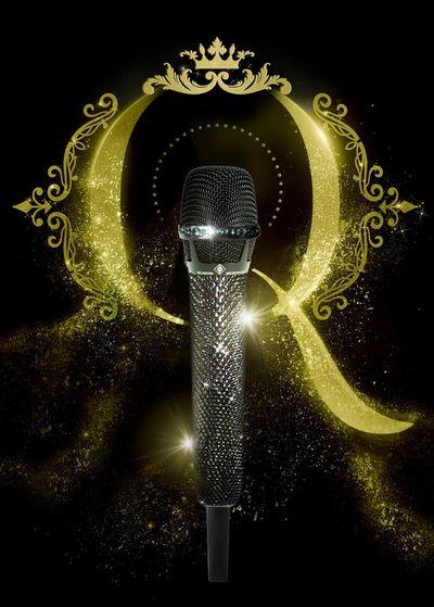 Lệ Quyên dùng loại micro mà Celine Dion, Taylor Swift sử dụng để hát trong Q SHOW 2 - ảnh 1