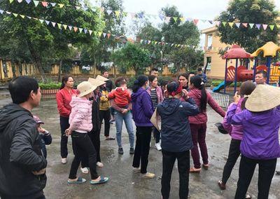 Vụ hàng loạt học sinh nhiễm sán lợn ở Bắc Ninh: Thứ trưởng Bộ GD-ĐT lên tiếng - ảnh 1