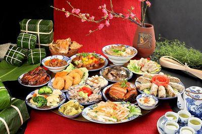 Mâm cơm giỗ Tổ Hùng Vương - nét đẹp văn hóa của người dân Phú Thọ - ảnh 1