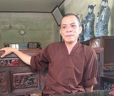 Hải Phòng: Kỷ luật sư trụ trì chùa Trung Hành dọa thả chó cắn nát mặt phật tử - ảnh 1