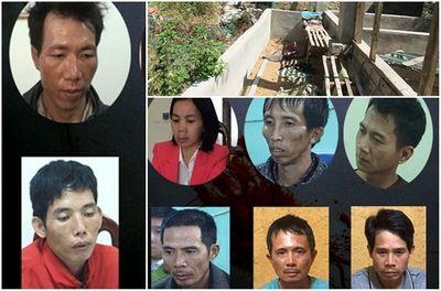 Vụ nữ sinh giao gà bị sát hại ở Điện Biên: Càn quét sông Nậm Rốn tìm tang vật giữa đêm đông - ảnh 1