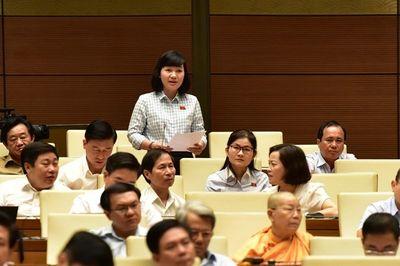 Quốc hội bàn về giờ làm thêm, ĐBQH mong công nhân làm ít nhưng thu nhập tăng lên - ảnh 1