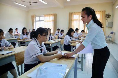 Giám thị mắc lỗi, 4 thí sinh ở Lào Cai và Sơn La phải thi lại môn Ngữ văn bằng đề dự bị - ảnh 1