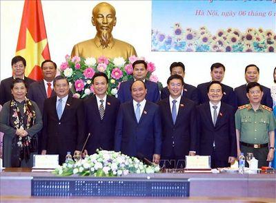 Thủ tướng Nguyễn Xuân Phúc: Đại biểu Quốc hội trẻ phải là lực lượng tiên phong đưa đất nước tiến lên - ảnh 1