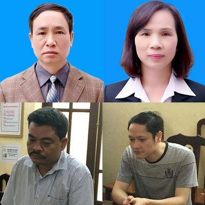 Vụ gian lận điểm thi THPT quốc gia tại Hà Giang: 5 cán bộ chuẩn bị hầu tòa - ảnh 1