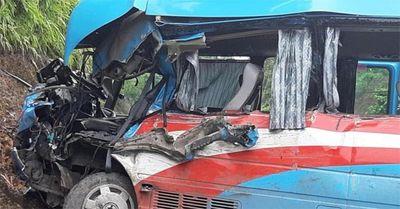 Tin tức tai nạn giao thông mới nhất hôm nay 25/7/2019: Tông xe máy vào ô tô, nam thanh niên tử vong tại chỗ - ảnh 1