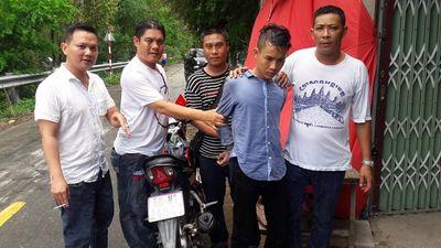Đội hiệp sĩ Nguyễn Thanh Hải vượt 300km, tóm gọn đối tượng trộm xe máy - ảnh 1