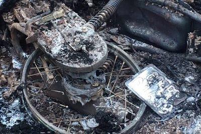 Phát hiện thi thể chết cháy trong rừng, nghi liên quan đến đối tượng sát hại cháu bé 10 tuổi - ảnh 1