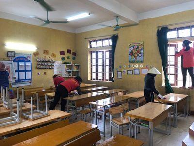 Vĩnh Phúc tiếp tục cho học sinh nghỉ học để phòng, chống dịch Covid -19 - ảnh 1