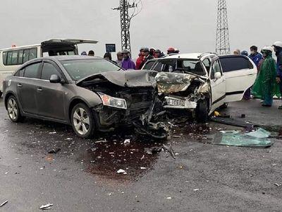 Tin tai nạn giao thông mới nhất ngày 19/2/2020: Thanh niên đi xe máy tông chết người qua đường - ảnh 1