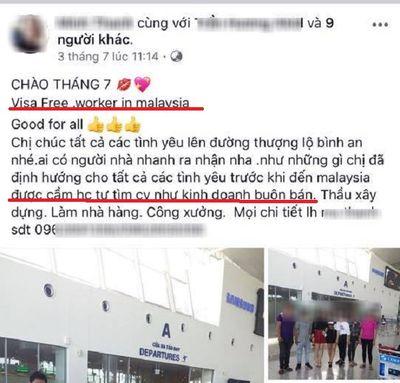 Chủ nhóm từ thiện bị tố lừa đảo gần 60 triệu đồng, bỏ rơi người phụ nữ nghèo tại Malaysia - ảnh 1
