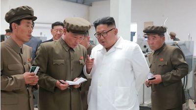 Ông Kim Jong-un vắng mặt bất thường trước ngày Quốc khánh Triều Tiên - ảnh 1