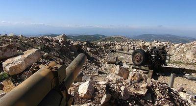 Quân đội Syria nã hỏa lực dồn dập vào khủng bố ở Latakia  - ảnh 1