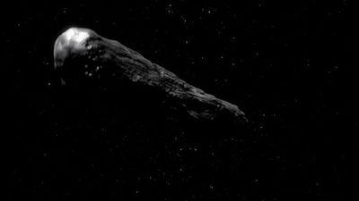 Vật thể lạ có hình dạng như điếu xì gà bay ngang Trái Đất là tàu vũ trụ ngoài hành tinh? - ảnh 1