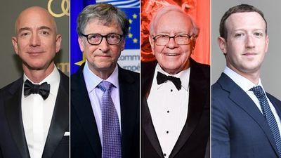 Sốc: 26 tỷ phú hàng đầu sở hữu khối tài sản bằng một nửa thế giới - ảnh 1