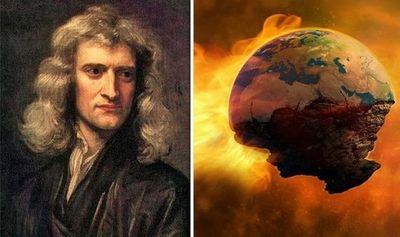 Bức thư bị mất của Isaac Newton tiết lộ dự đoán gây sốc về Ngày tận thế? - ảnh 1
