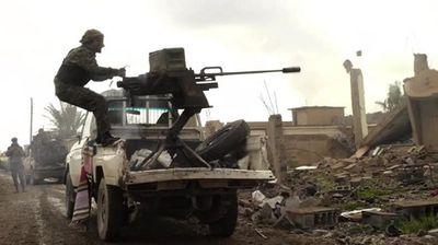Khủng bố IS ở Syria chạy trốn sang Iraq, mang theo 200 triệu USD tiền mặt - ảnh 1