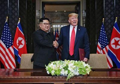 """Liên Hợp Quốc """"dỡ"""" lệnh cấm đi lại để đoàn Triều Tiên tham dự hội nghị thượng đỉnh - ảnh 1"""