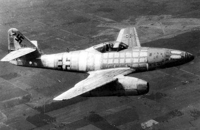 Me-626 tử thần: Máy bay chiến đấu của Đức Quốc xã - ảnh 1