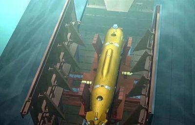 Nga sắp hạ thuỷ tàu sân bay đầu tiên mang siêu ngư lôi hạt nhân Poseidon - ảnh 1