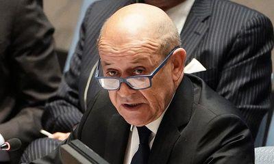 Lừa đảo tinh vi: Mạo danh Ngoại trưởng Pháp, 3 đối tượng kiếm được hơn 9 triệu USD - ảnh 1