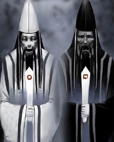 Hắc Bạch Vô Thường: Đại diện cho niềm tin về thế giới bên kia trong thần thoại Trung Quốc - ảnh 1
