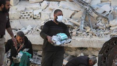 Tin tức Syria mới nóng nhất hôm nay (14/8): Damascus và Nga bị lên án vì không kích bệnh viện - ảnh 1