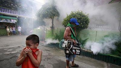 Dịch sốt xuất huyết bùng phát ở Philippines, 622 người tử vong - ảnh 1