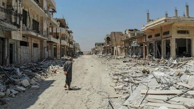 Tin tức Syria mới nóng nhất hôm nay (8/8): Damascus tái chiếm làng chiến lược ở Hama  - ảnh 1