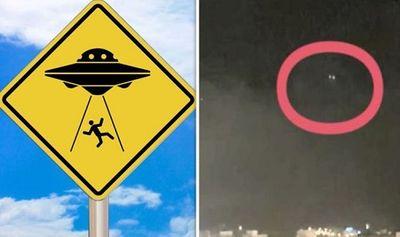 """NASA điều tra tung tích """"chiếc đĩa bạc bay"""" giống UFO xuất hiện trong cơn bão ở Tây Ban Nha? - ảnh 1"""