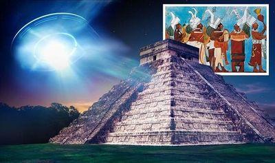 Vị Thần ngoài hành tinh từng thăm nền văn minh Maya sắp tới Trái đất, gây ra Ngày tận thế? - ảnh 1
