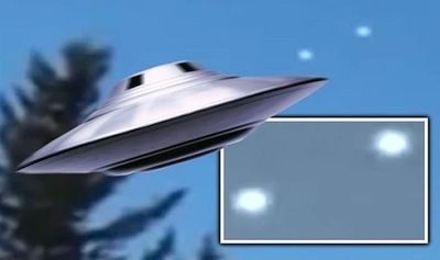 Rộ tin xuất hiện cặp tàu vũ trụ ngoài hành tinh trên bầu trời New York - ảnh 1
