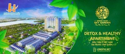 """Đầu tư mua dự án Green Star Sky Garden, người dân cẩn thận với """"mùi hôi""""? - ảnh 1"""