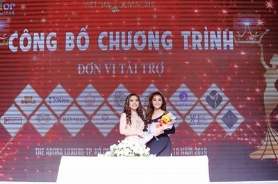 """Hãng truyền thông Topstar công bố chương trình """"Hoa hậu Thương hiệu Việt Nam Olivia 2019"""" - ảnh 1"""
