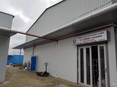 Nhà máy sản xuất thực phẩm chức năng La Terre France Top 100 nhà máy GMP thực phẩm chức năng tại Việt Nam - ảnh 1