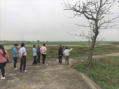 """Hải Dương: Khi nông dân đi mời chuyên gia """"hợp sức"""" bảo vệ môi trường trong sạch (Kỳ 1)  - ảnh 1"""