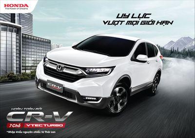 Honda Việt Nam triển khai chương trình khuyến mãi