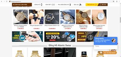 Ưu đãi giảm giá lên đến 25% tuần lễ mua sắm đỉnh cao với Đồng Hồ - Kính Mắt Đăng Quang.  - ảnh 1