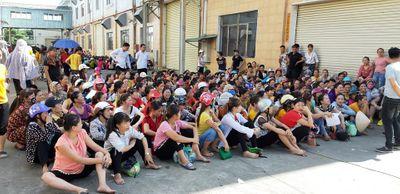 Nghi vấn Ban Giám đốc bỏ trốn, hàng ngàn công nhân công ty Kai Yang Việt Nam