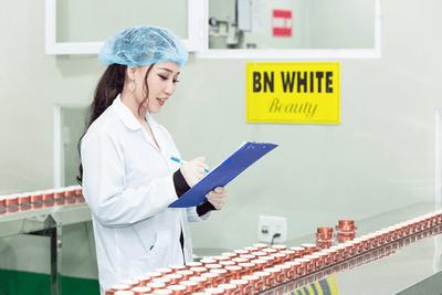 Điểm 10 đến từ an toàn và chất lượng của thương hiệu BN WHITE COSMETIC - ảnh 1
