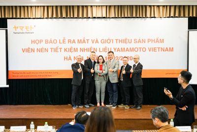 Yamamoto - Viên nén tiết kiệm nhiên liệu từ Nhật Bản ra mắt thị trường Việt Nam - ảnh 1